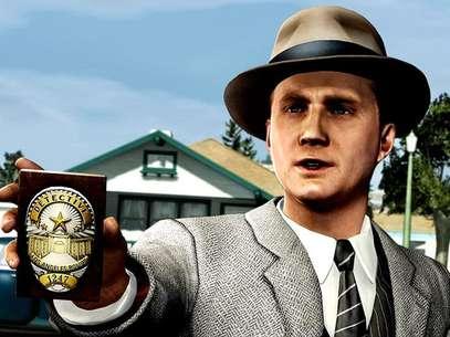 Alex Carlyle designer de 'L.A. Noire' e Kelly Baigent, responsável pelo enredo do jogo, criaram o estúdio australiano Intuitive Games após ficarem sem emprego Foto: Divulgação