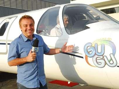 Apresentador foi contratado pela emissora paulistana em janeiro de 2009; ele pode voltar ao SBT Foto: TV Record / Divulgação