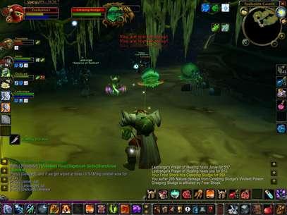 'World of Warcraft' terá loja de microtransações dentro do jogo; mercado da Ásia passará por testes antes de sistema chegar ao resto do mundo Foto: Reprodução