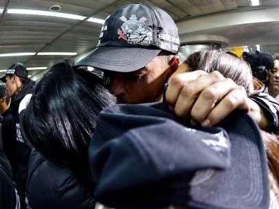 Sete dos torcedores já haviam sido liberados em junho Foto: Fernando Borges / Terra