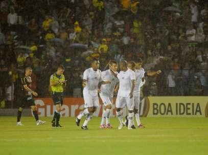 Bragantino venceu Sport por 2 a 0 Foto: Aldo Carneiro / Agência Lance