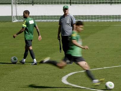 Neto reclamou do excesso de transmissão sobre a Seleção Brasileira Foto: Ricardo Matsukawa / Terra