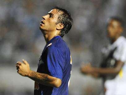 Meia-atacante está emprestado pela equipe das Laranjeiras ao Cruzeiro Foto: Hélio Suenaga / Gazeta Press