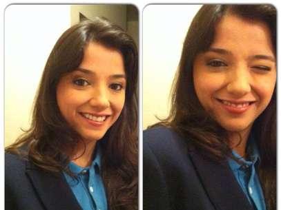 Repórter foi pedida em namoro por Ronaldinho Foto: Facebook / Reprodução