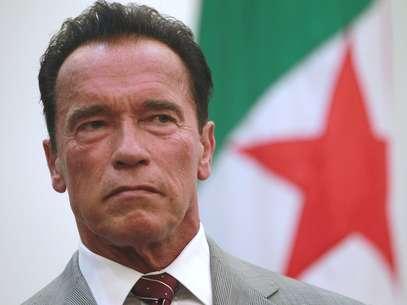 Ator está na Argélia para firmar adesão à sua ONG de proteção ambiental, R20 Foto: Reuters