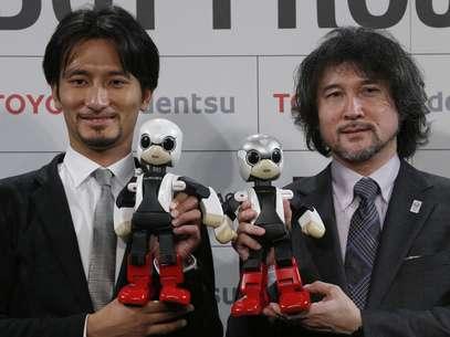 Kirobo irá participar de uma missão espacial Foto: AP