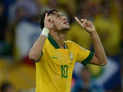 Apesar da mudança na data de saída do hospital, Neymar passa bem Foto: Daniel Ramalho / Terra