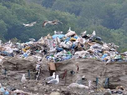 A destinação final do lixo é uma preocupação para ambientalistas e autoridades no Brasil Foto: Luciano Fernandes / Especial para Terra