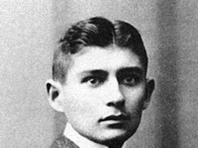 Franz Kafka não tinha uma boa relação com o pai Foto: Reprodução