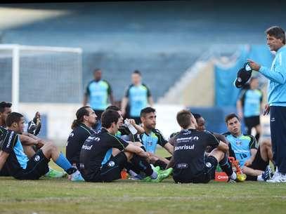 Renato Gaúcho fará sua segunda partida à frente do Grêmio desde o retorno Foto: Edu Andrade/Fato Press / Divulgação