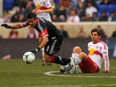Juninho teve passagem relâmpago pela MSL Foto: AFP