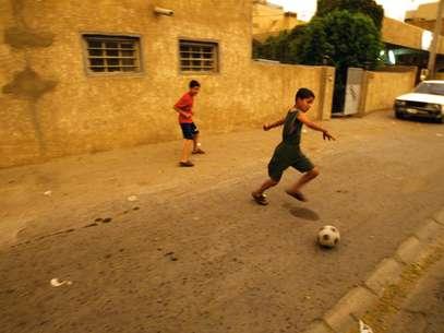 O esporte serve para incentivar a educação em 60 países Foto: Getty Images