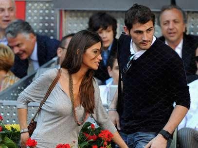 Filho de Casillas e Carbonero nascerá no final do ano Foto: Getty Images