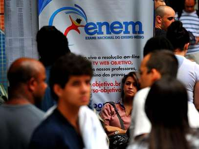 O Enem 2013 será aplicado no mês de outubro em todo o Brasil Foto: Edson Jr. / Terra