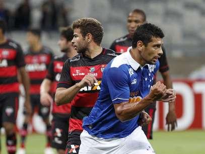 Diego Souza está de saída do Cruzeiro Foto: Washington Alves / Vipcomm
