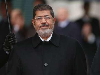 O Exército egípcio depôs Mursi após manifestações em massa exigindo a sua saída Foto: Getty Images