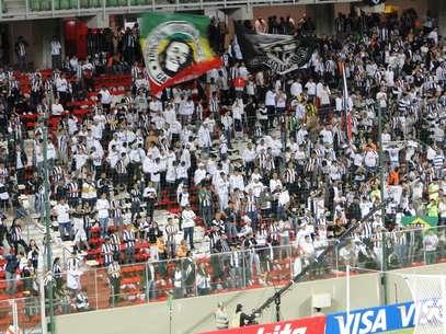 Com capacidade para apenas 23 mil torcedores,Independência foi vetado para a final da Libertadores Foto: Terra