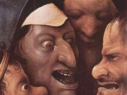 """""""Em um mercado de grãos e uma feira de cavalos, as elites criaram espetáculos tão grotescos quanto telas de Hieronymus Bosch retratando a loucura humana ou os tormentos do inferno"""", diz em artigo John Waller Foto: Wikimedia"""