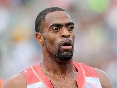Tyson Gay não relatou qual substância causou o doping Foto: Getty Images