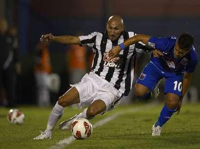 Guiñazu chega com objetivo de voltar à seleção argentina Foto: AFP