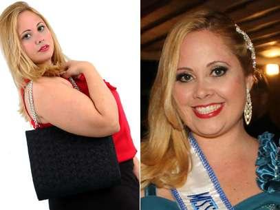 Marlucia da Silva é assistente social e Miss Simpatia do Concurso Miss Plus Size Carioca 2011 Foto: Divulgação