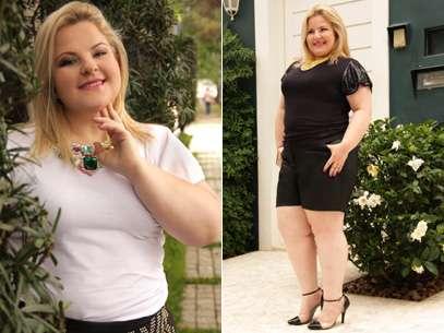"""""""As mulheres plus size modernas querem o que as atrizes usam na novela"""", diz a advogada Vanessa Raya Foto: Divulgação"""