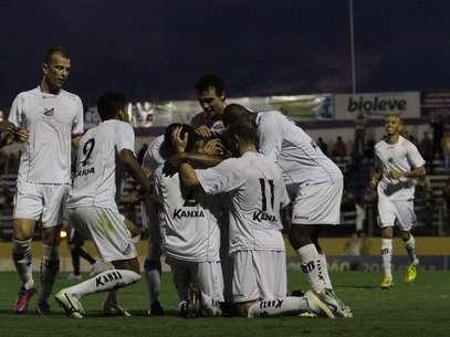 Bragantino já começou bem e não deu chances para o Ceará Foto: Filipe Granado / Futura Press