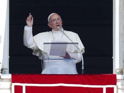 Papa virá ao Brasil para a Jornada Mundial da Juventude Foto: Reuters