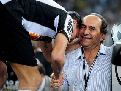 Kalil queria que o Atlético-MG mandasse o segundo jogo da final no Independência Foto: Ricardo Matsukawa / Terra