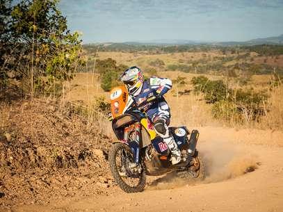 Marc Coma é o novo líder nas motos Foto: Eric Schroeder/Webventure / Divulgação