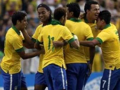 Brasil x Bolívia terminou com vitória por 3 a 0 da Seleção Foto: David Mercado / Reuters