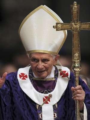 O papa Bento XVI anunciou que vai renunciar ao cargo Foto:  Alessandro Bianchi / Reuters