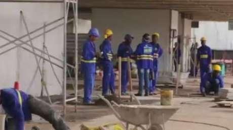 Copa 2014: Arena Pantanal recebe ajustes para inauguração