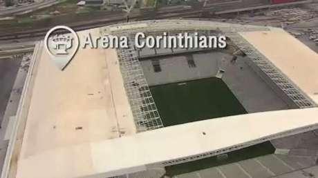Copa 2014: veja novas imagens das obras das 12 cidades-sede