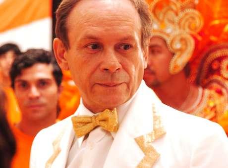 Na foto, como José Wilker no papel deGiovanni Improta em 'Senhora do Destino' (2004), um de seus trabalhos mais famosos Foto: TV Globo / Divulgação