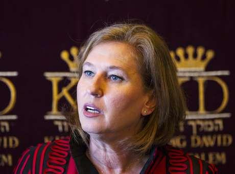 """Tzipi Livni: """"EUA deveriam diminuir intervenção no processo de paz do Oriente Médio"""""""