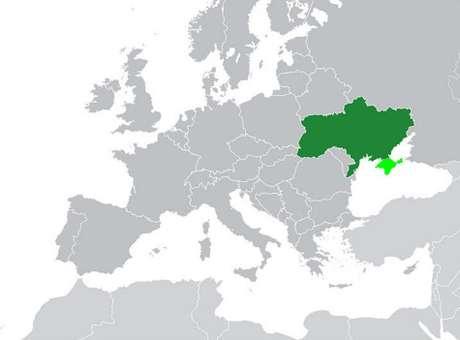 Apenas um em cada seis americanos sabe onde fica a Ucrânia