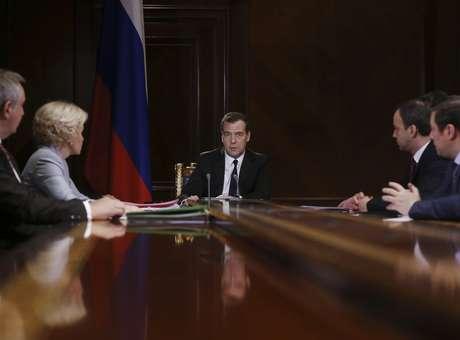 Ucrânia está à beira de uma guerra civil