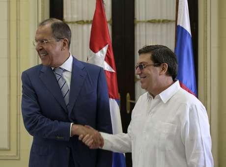 Chanceler russo desembarca na América Latina