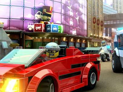 Exclusivo para Wii U, 'Lego City Undercover' chega às lojas no dia 28 de março Foto: Divulgação