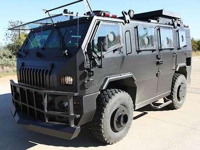 Empresa sul-africana deve entregar blindado baseado no Maverick (foto) Foto: Divulgação