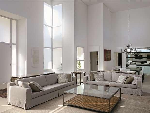 Luminarias P Sala De Tv ~ Luminárias pendentes dão impacto na sala; veja alguns modelos
