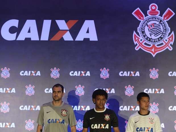 Caixa anunciou recentemente parceria com o Corinthians. Foto: Terra