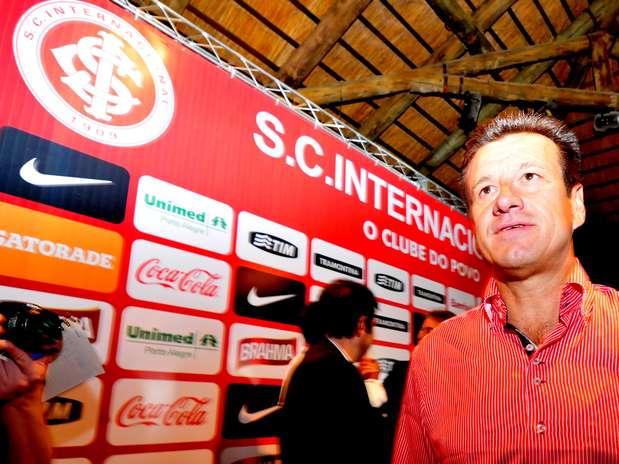 Rodada marcaria a estreia de Dunga no comando do Inter no Campeonato Gaúcho Foto: Ricardo Rímoli / Agência Lance