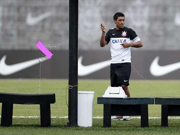 Paulinho já se recusou a ir para Inter de Milão no passado Foto: Ricardo Matsukawa / Terra
