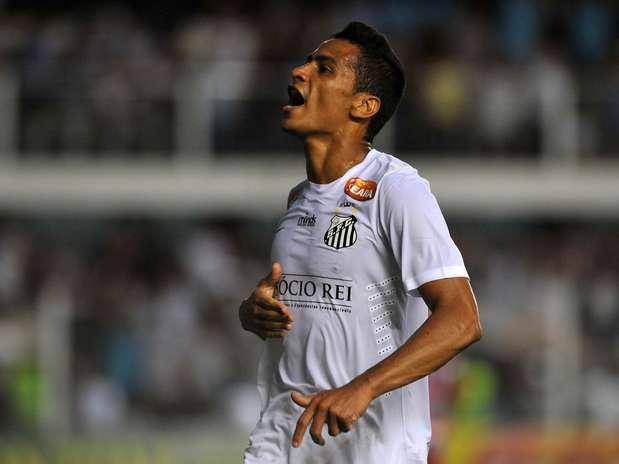 Cícero fez gol e deu uma assistência ainda no primeiro tempo Foto: Ivan Storti / Agência Lance