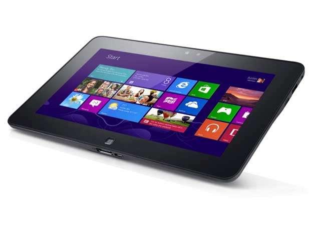 Primeiro tablet com Windows 8 do Brasil é voltado ao mercado corporativo Foto:  / Divulgação