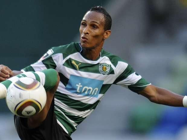 Liedson fez história com a camisa do Sporting Foto:  / Getty Images