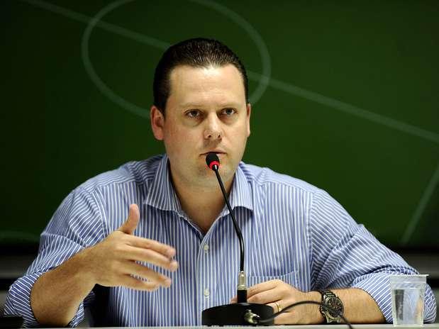 Cristiano disse que era fundamental a permanência de Dedé no Vasco Foto: Mauro Pimentel / Terra