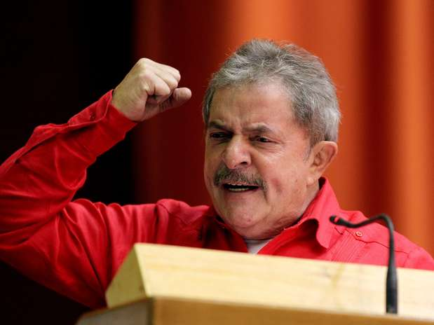 Lula discursou em Cuba Foto:  / EFE
